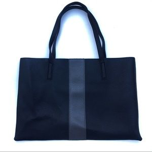 Vince Camuto Black lucky Tote Bag Vegan Leather